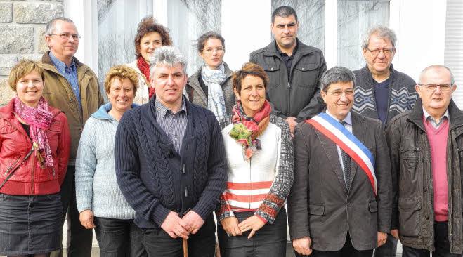 les-onzes-conseillers-municipaux-de-goulien